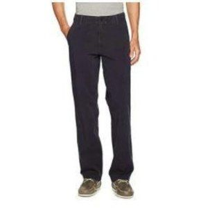 NWT Dockers Downtime Navy Straight-Fit Pants 34x32